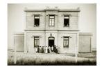 General Pico. Inauguración de la Escuela Nº 26. Fototeca Bernardo Graff.
