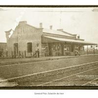"""Muestra fotográfica """"El ferrocarril en La Pampa"""""""